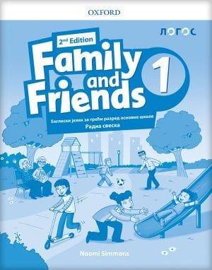 Family and Friends 1(2nd Edition)