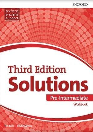 Solutions 3rd edition Pre-intermediate