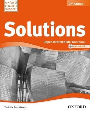 Solutions 2nd edition Upper-intermediate
