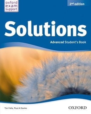 Solutions 2nd edition Advanced