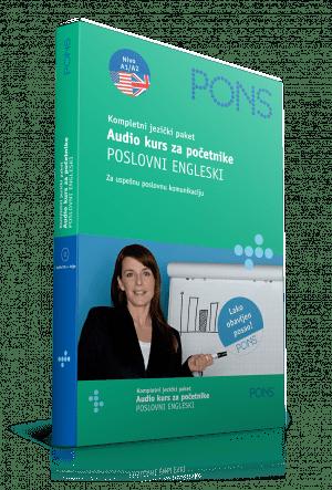 PONS Аудио курс за почетнике