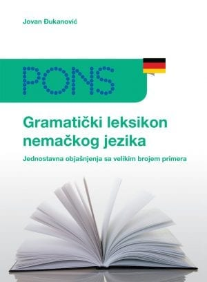 PONS Граматички лексикон немачког језика