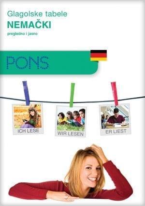 PONS Глаголске табеле – НЕМАЧКИ
