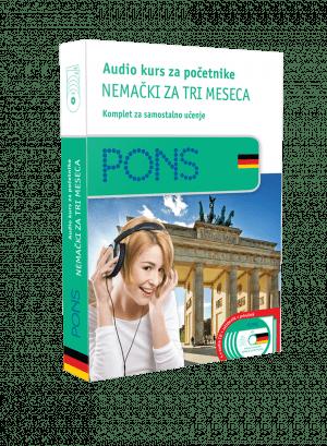 PONS Аудио курс/почетни