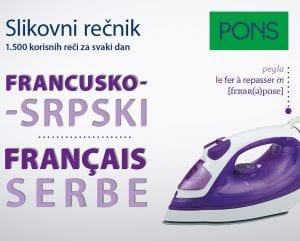 PONS Мали сликовни речник српско-француски