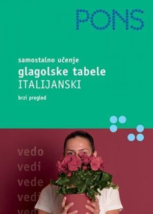 PONS Глаголске табеле – ИТАЛИЈАНСКИ